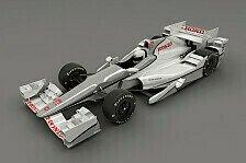 IndyCar - Honda präsentiert sein Aero-Kit
