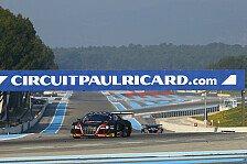 Blancpain GT Serien - BSS - Audi hoch fünf im ersten Training