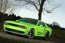 Auto - Neu bei Geigercars: Dodge Challenger SRT Hellcat