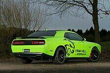 Auto - Bilder: Der Dodge Challenger SRT Hellcat