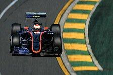 Formel 1 - McLaren-Debakel: Beide Autos in letzter Reihe
