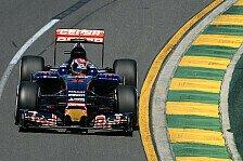 Formel 1 - Toro Rosso auf Augenhöhe mit Schwester-Team
