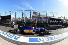 Formel 1 - Australien: Business as usual bei Sauber