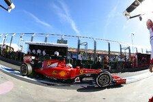 Formel 1 - Vettel: Bester Freitag seit Ewigkeiten