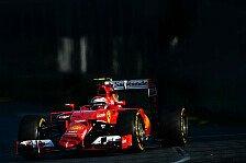 Formel 1 - Fahrfehler! Räikkönen trauert Platz drei nach