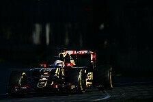 Formel 1 - Lotus: Geheimniskrämerei um technische Probleme