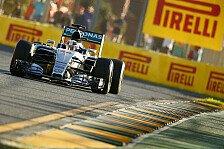 Formel 1 - Hamilton trotz Vibrationen in eigener Liga