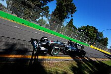 Formel 1 - 3. Training: Hamilton mit Zauberzeit