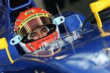 Formel 1 - Nasr: Sauber-Situation ist belastend