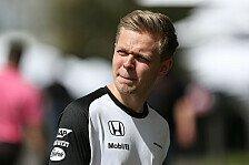 DTM - Young Driver Test mit Magnussen und Co