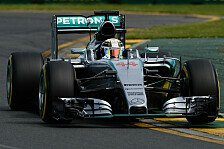 Formel 1 - Qualifying: Erste Saison-Pole für Hamilton