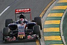 Formel 1 - Toro Rosso: Sainz mit hervorragendem Job