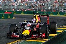 Formel 1 - Ricciardo schockiert: Zwei Sekunden hinten