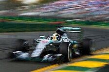 Formel 1 - Mercedes: Überrascht von der eigenen Macht