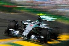 Formel 1 - Rosberg evaluiert Möglichkeiten zum Sieg