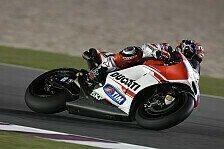 MotoGP - Dovizioso rast mit Winglets zur Bestzeit