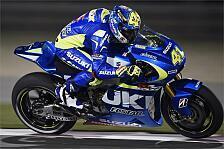 MotoGP - Suzuki: Espargaro stagniert, Vinales springt