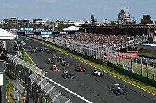 Formel 1 - Barrichello: Australien GP war eine Schlaftablette
