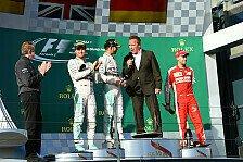 Formel 1 - Australien GP - Fahreranalyse