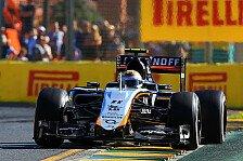 Formel 1 - Force India Vorschau: Malaysia GP