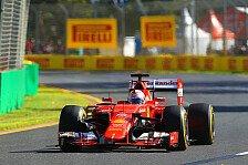Formel 1 - Ferrari Vorschau: Malaysia GP