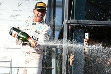 Formel 1 - Stewart: Hamilton sind keine Grenzen gesetzt