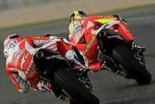 MotoGP - Rote Flügelmonster: Ducatis Saison im Rückspiegel
