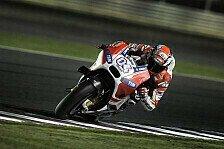 MotoGP - Ducati sorgt mit Flügeln für Aufsehen