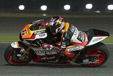 MotoGP - Bradl: Schwerer Sturz bei Katar-Tests