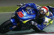MotoGP - Vinales: Elektronikproblem erzwingt Bike-Wechsel