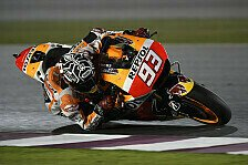 MotoGP - Marquez: Gripniveau als möglicher Spielverderber