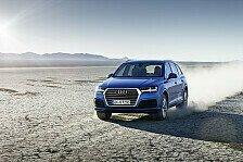 Auto - Neuer Audi Q7 steht in den Startlöchern