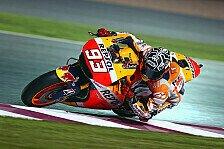 MotoGP - Katar: Repsol-Honda-Duo von Strecke überrascht