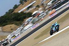 MotoGP - Laguna Seca, Samstag: Zweite Pole für Vermeulen