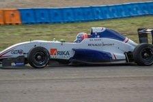 WS by Renault - Stefan Riener startet für Meister-Team Koiranen GP