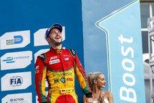 Formel E - Daniel Abt: Gute Pace, aber zu viele Fehler
