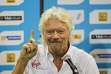 Formel E - Virgin und Citroen bilden Team