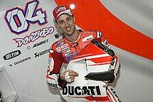 MotoGP - Pole eine tolle Belohnung für Dovizioso