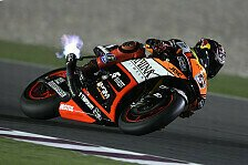 MotoGP - Bradl im ersten Training bester Open-Pilot