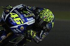MotoGP - Rossi und Lorenzo: Keine Verunsicherung nach Tests