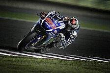 MotoGP - Das MotoGP-Wochenende in Katar im Live-Ticker