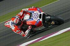 MotoGP - Dovizioso rast zur Katar-Pole