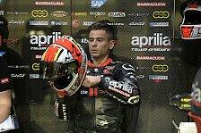 MotoGP - Neue Teile, zu wenig Zeit - Aprilia auf Irrfahrt