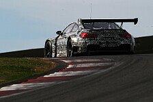 Mehr Sportwagen - BMW M6 GT3 durchläuft intensives Testprogramm