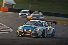 Mehr Sportwagen - LMS Engineering mit starker Leistung in Mugello