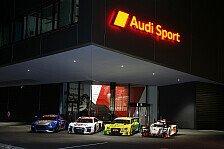 Mehr Motorsport - Audi Sport: Start frei für die Saison 2015