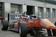 Formel 3 EM - Günther: Schnellster Mücke-Fahrer in Valencia