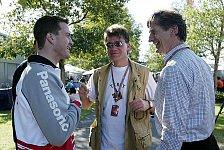Formel 1 - Surer: Ralf hat mit dem Titel nichts zu tun - Stuck: Nick kann siegen