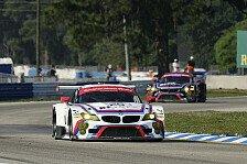 USCC - BMW verpasst Jubiläums-Podium in Sebring