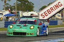 USCC - Porsche mit gutem Resultat in Sebring
